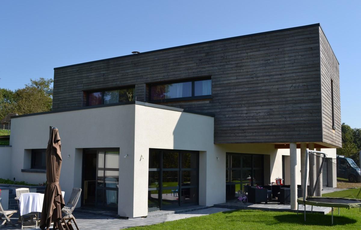 Maison l4 for Enlever l humidite d une maison