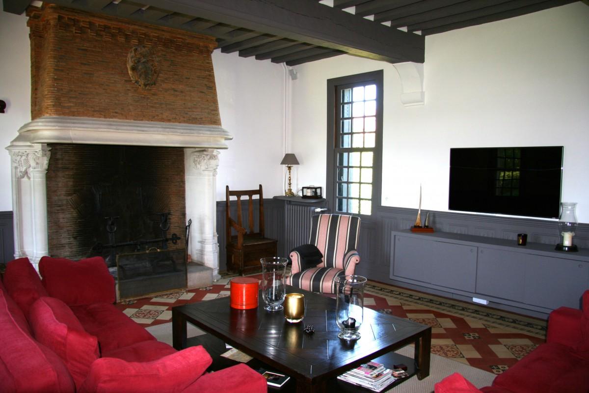 Decoration c5 for Decoration maison normande traditionnelle